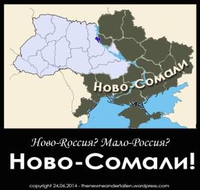 Novo-Somalia-instead of Kremlin's Novo-Russia