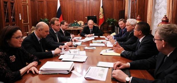 Putin and Kremliad. Путин и Кремлядь.