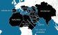 The Map of the Muslim Lu-condom, i.e. ISIS Карта Муслим-Лугандона ИГИШ