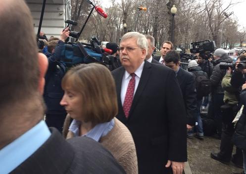 Посол США в Украине с 2009-го по 2013-й Джон Тефт (John Teft), кличка