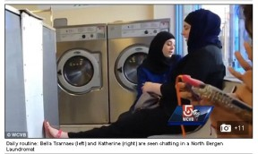 Паранджа и стиральные машины - будни, будни бывшей студентки в мини-юбке, полюбившей иностранного студента