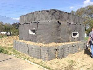 Блок-пост - конструкция для песка